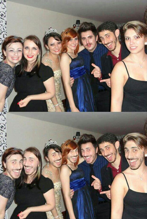 funny faceswap