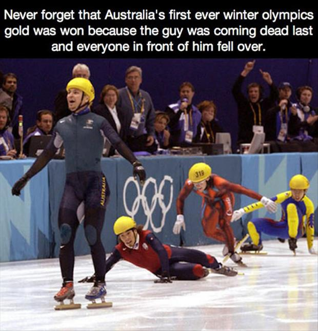 funny gold medal winners