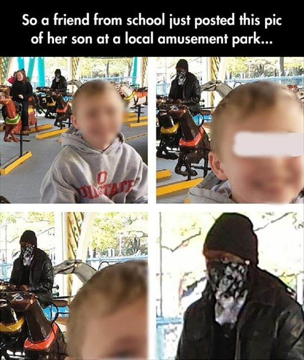 funny park pictures
