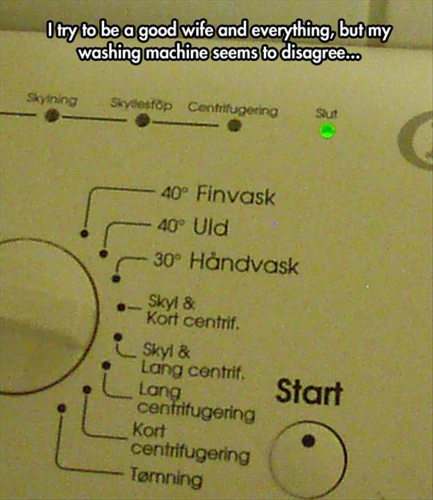 Funny Washing Machine ~ Machinist funny quotes quotesgram