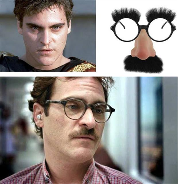 glasses and mustache funny pictures
