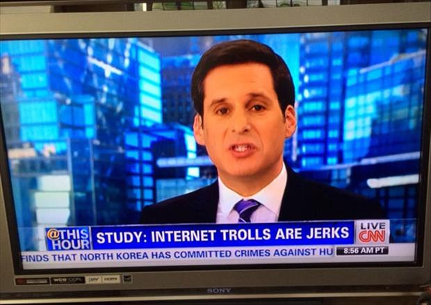 internet trolls are jerks