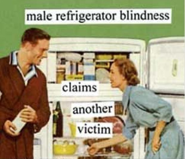 male blindness