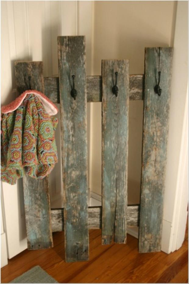 Do It Yourself Home Design: 30 Amazing Uses For Old Pallets