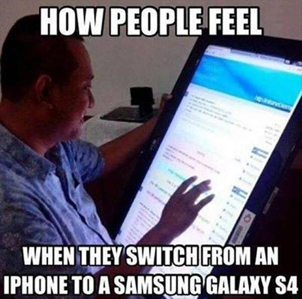 samsung phone vs iphones