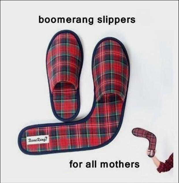 slippers for mom