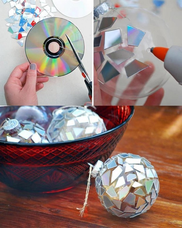 Craft Using Old Cd Roms 20 Dump A Day