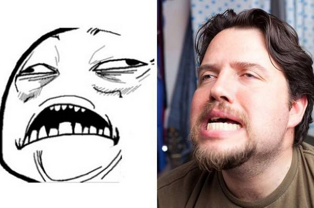 memes faces in real life - photo #26