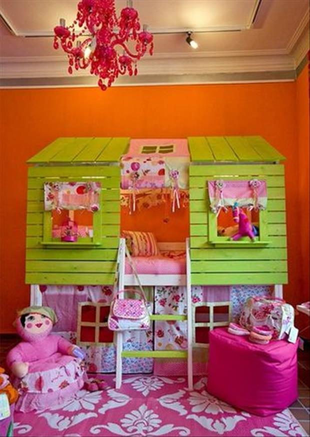 amazing kid bedroom ideas (16)