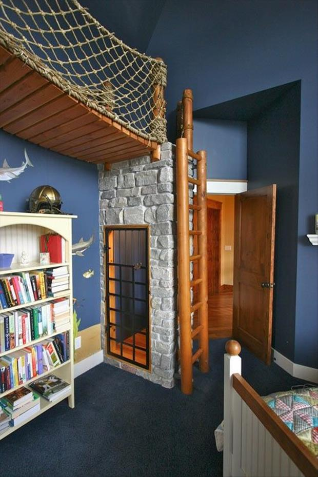 amazing kid bedroom ideas (17)