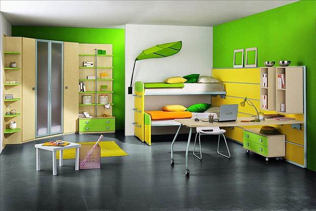 amazing kid bedroom ideas (22)