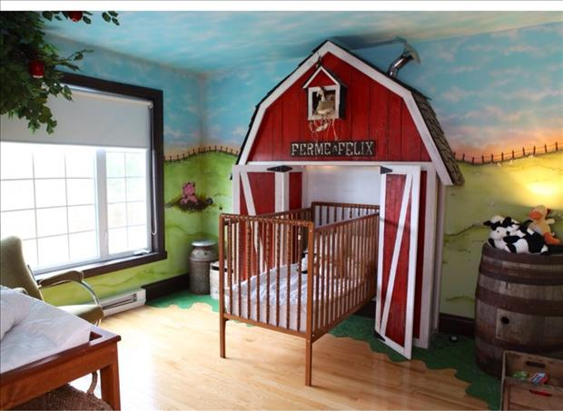 amazing kid bedroom ideas (4)