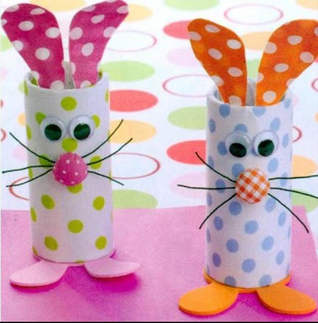 Easter Crafts 4 Dump A Day