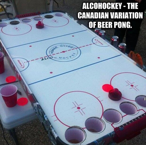 funny beer pong