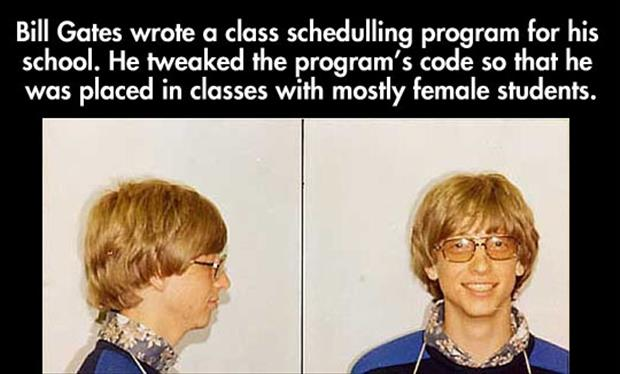 funny bill gates hacking