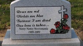 25 People Who Took Their Sense Of Humor To The Grave