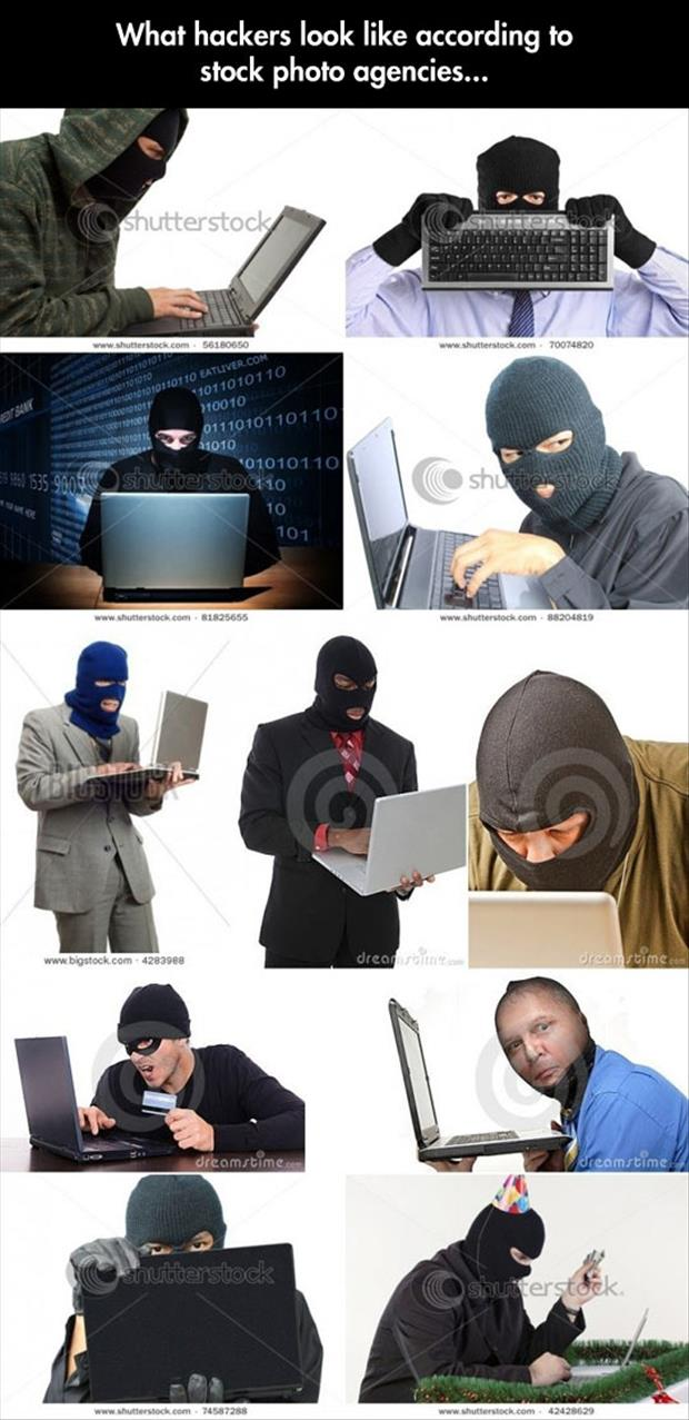 funny hackers