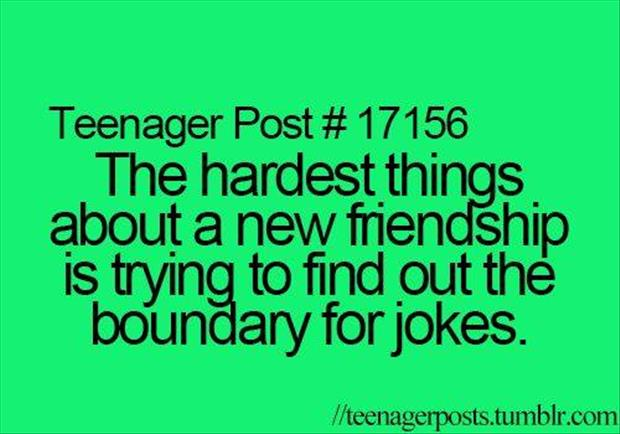 funny jokes for new friends