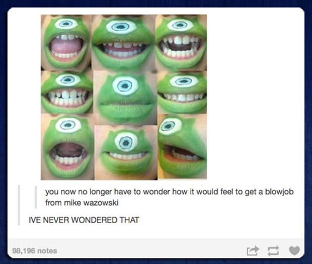 funny monsters inc