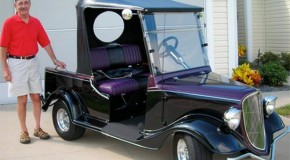 Golf Will Never Be The Same Again : 25 Cool And Unusual Golf Carts