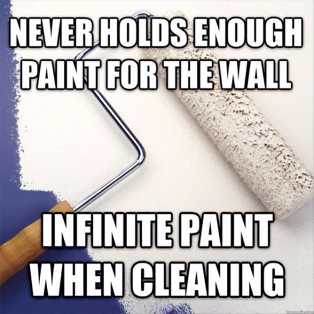 how to clean a paint roller