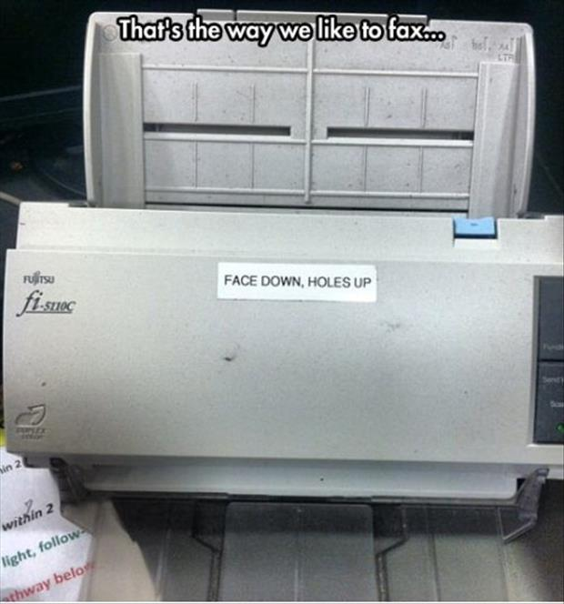 how to fax something