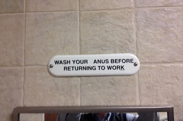 how to wash your anus