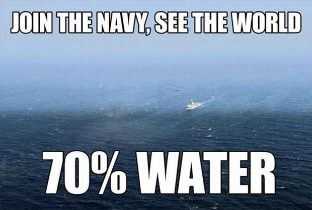 join the navy funny