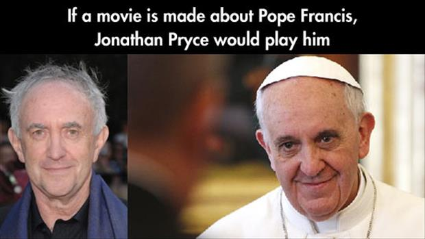movie about the pope