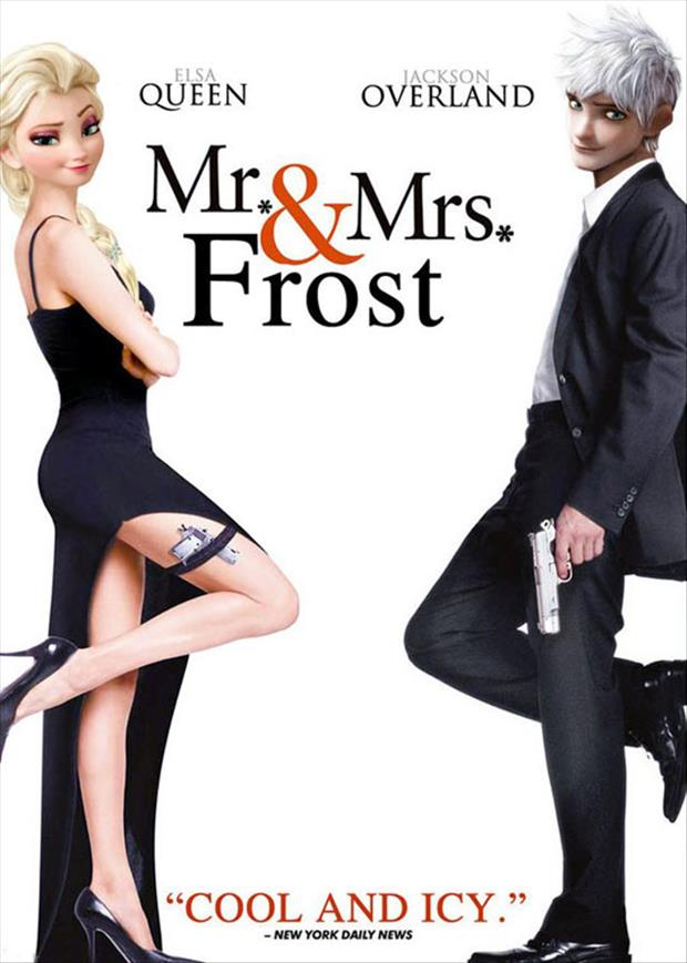 mr and mrs frost