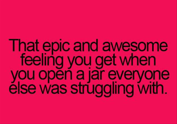 opening a jar