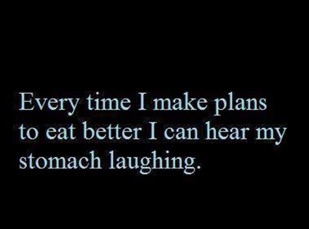 plan to eat better