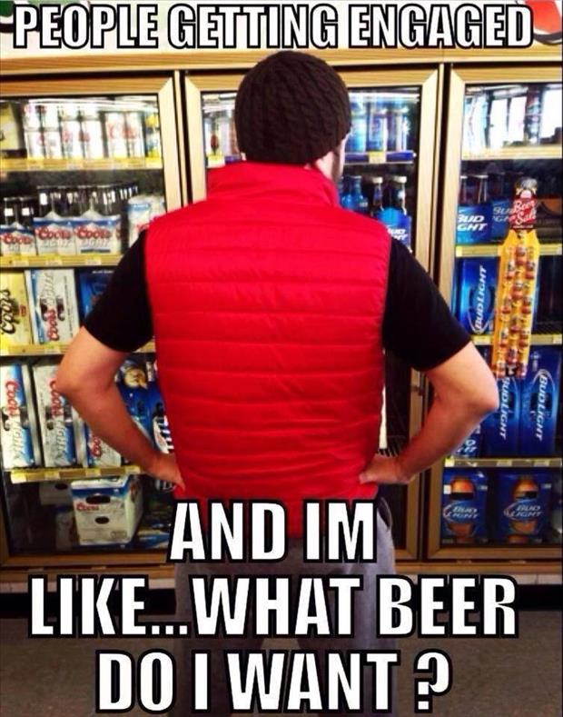 what beer do I want