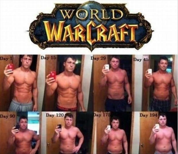 world of warcraft what it does to you