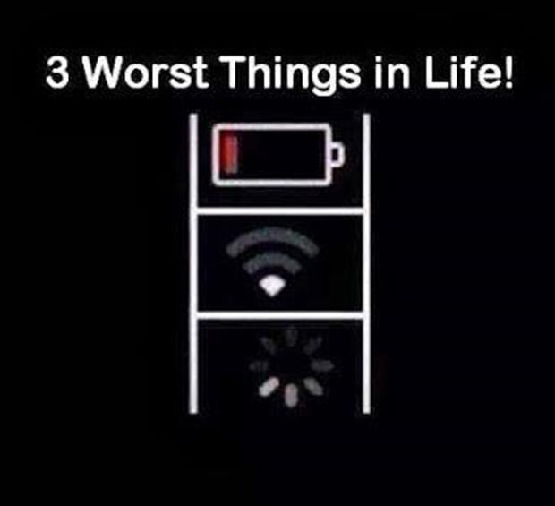 worst things in life