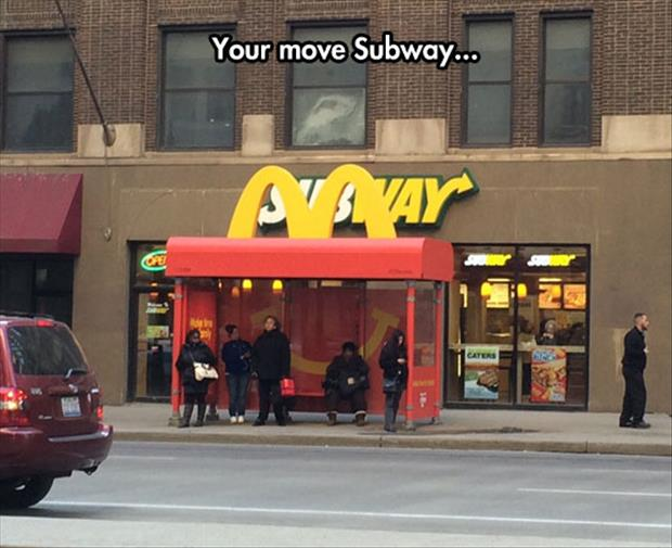 your move subway