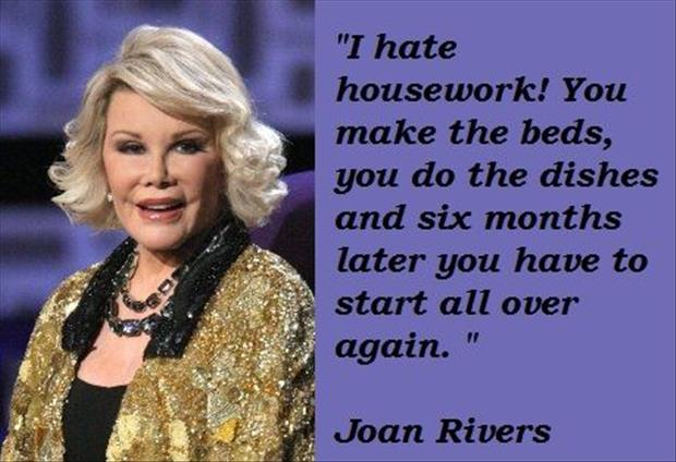 Joan River quotes