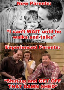 new parents vs old parents