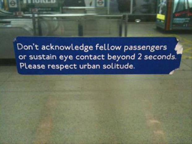 public transportation funny