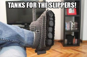 slipper tanks