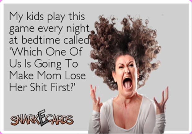 the funny kids games at night