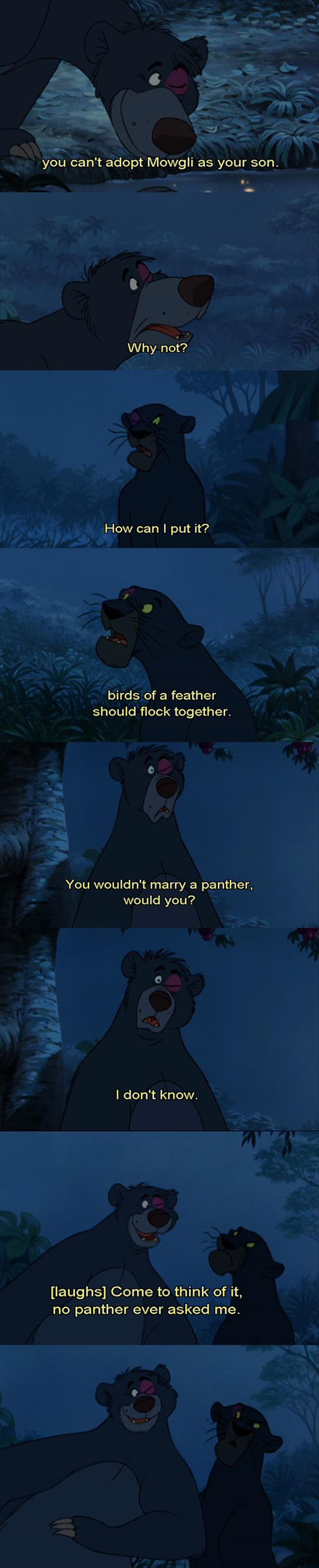 Jungle Book Quotes The Jungle Book Quotes  Dump A Day