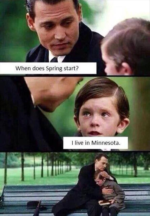 when does spring start