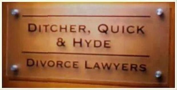 divorce lawyer funny