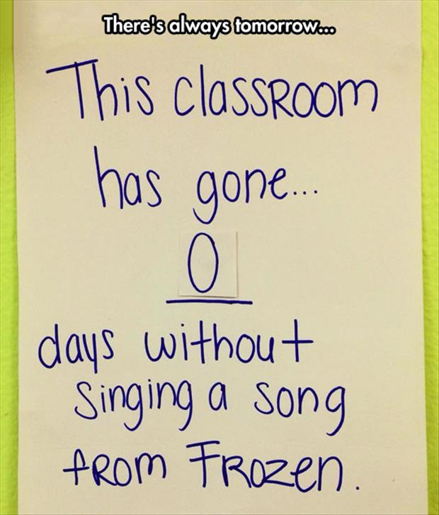 frozen songs