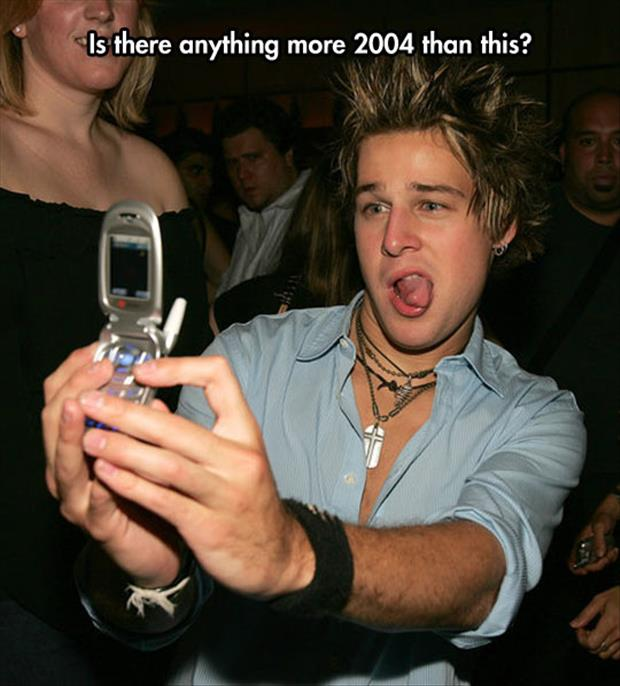 funny cell phone selfies