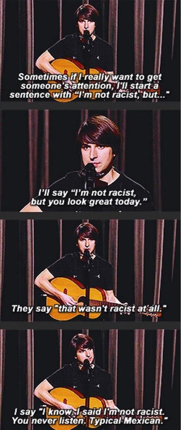 funny racist
