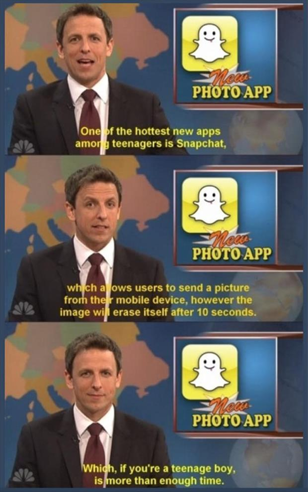 funny snapchat pictures