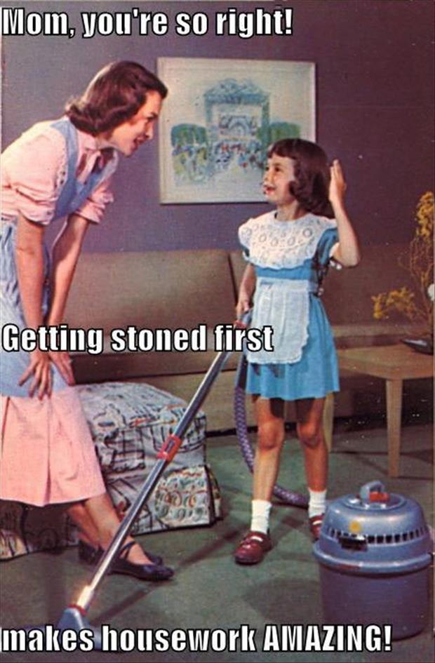getting stoned