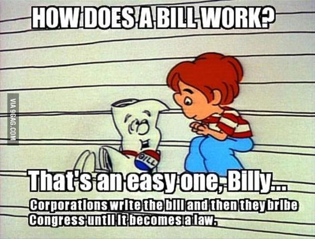 how does a bill work